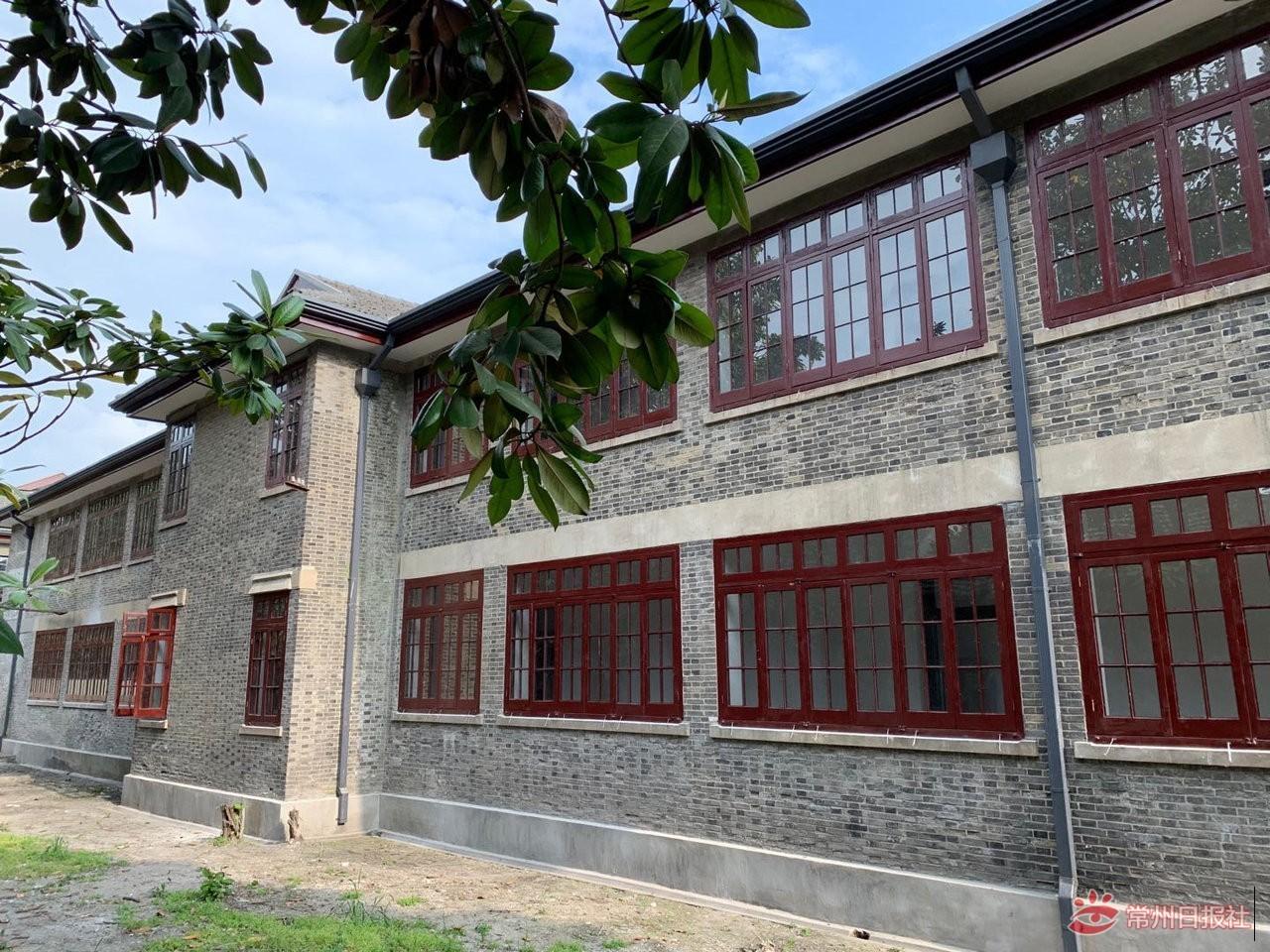 常州保存体量最大、最为完整的民国早期纺织业建筑遗存!大成三厂旧址保护修缮完成